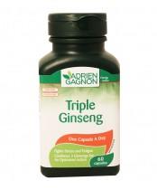 Adrien Gagnon Triple Ginseng Capsules