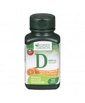 Adrien Gagnon Vitamin D Chewable Tablets