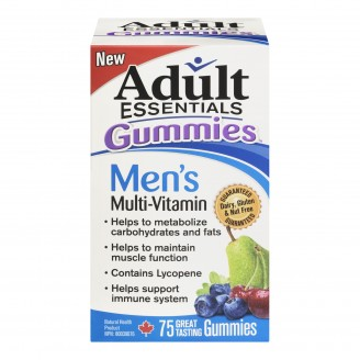 Adult Essentials Multivitamin Gummies for Men