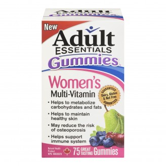 Adult Essentials Multivitamin Gummies for Women