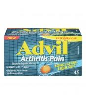 Advil Arthritis Pain Relief Ibuprofen Liqui-Gels