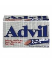 Advil Extra Strength Headache, Fever, Muscle and Join Pain Relief Caplets