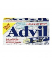 Advil Extra Strength Ibuprofen Liqui-Gels