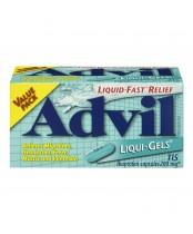 Advil Ibuprofen Liqui-Gels