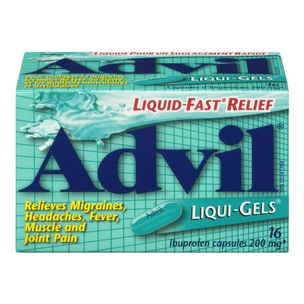 Advil (ibuprofen) is a nonsteroidal anti-inflammatory drug (NSAID). Ibuprofen works by reducing hormones that cause inflammation and pain in the body.