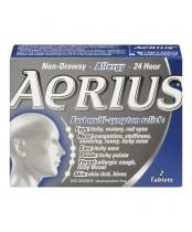 Aerius Allergy Fast Multi-Symptom Relief Tablets