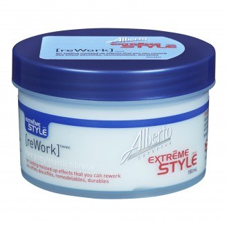 Alberto European Extreme Style Rework Styling Putty