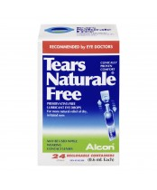 Alcon Tears Naturale Free Lubricant Eye Drops
