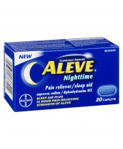 Aleve Nightime, Pain reliever/Sleep Aid (20 Count)