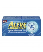 Aleve Pain Relief Liquid Gels