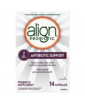Align Antibiotic Support Probiotic Supplement Capsules