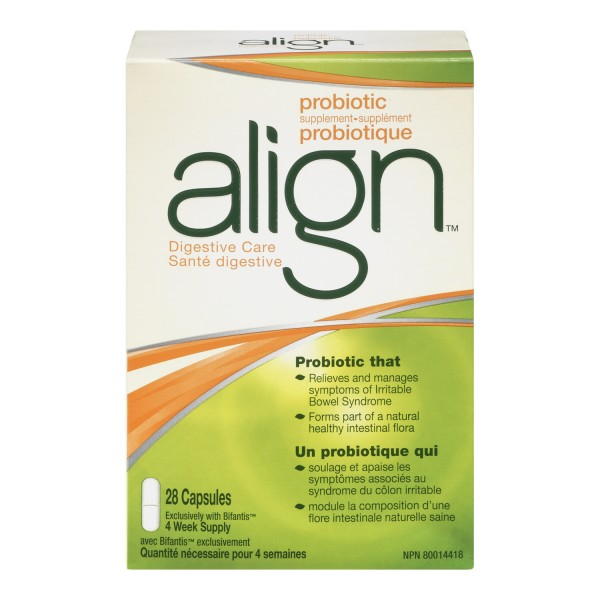 Where to buy align probiotic in vancouver 2014