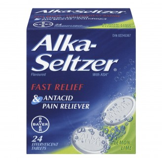 Alka-Seltzer Antacid & Pain Reliever