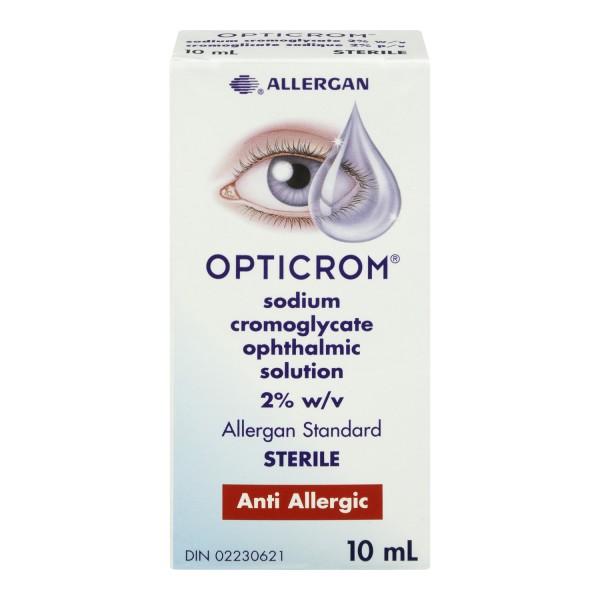 Buy allergan opticrom sterile eye drops in canada free shipping