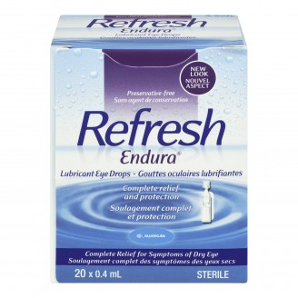 Allergan Refresh Endura Lubricant Eye Drops