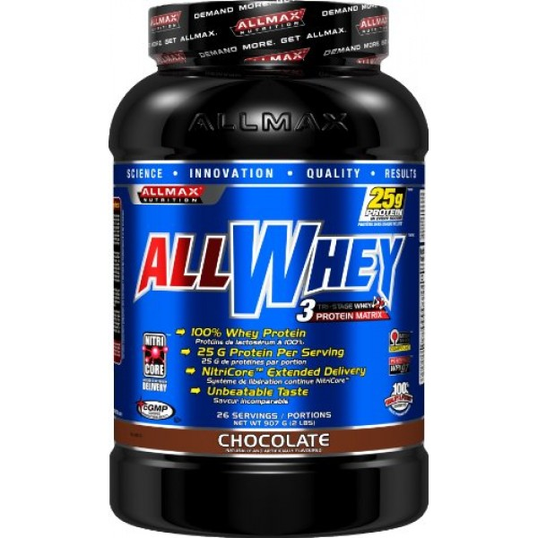 Buy Allmax Nutrition Allwhey Protein Powder In Canada
