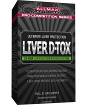 Allmax Nutrition Pro Competition Series Liver D-Tox Capsules