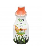 Aloex Aloe Verga Orange Mango Juice