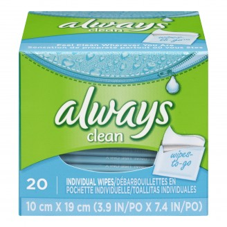 Always Clean Wipes To-Go