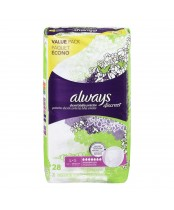 Always Discreet Maximum Bladder Protection Large Value Pack