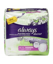 Always Discreet Maximum Bladder Protection X-Large