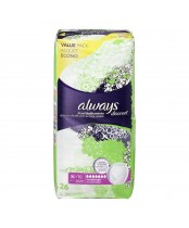 Always Discreet Maximum Bladder Protection X-Large Value Pack