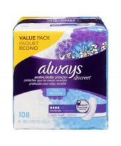 Always Discreet Sensitive Bladder Protection Pads Moderate