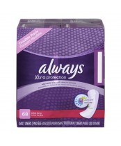 Always Xtra Protection Extra Long Daily Liners