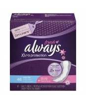 Always Xtra Protection Regular Daily Liners