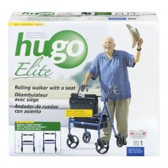 AMG Hugo Elite Rolling Walker