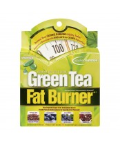 Applied Nutrition Green Tea Fat Burner Liquid Softgels