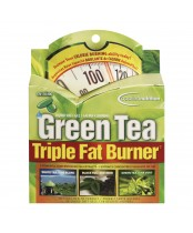 Applied Nutrition Green Tea Triple Fat Burner Liquid Softgels