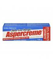 Aspercreme Extra Strength Arthritis Pain Relieving Creme Rub