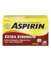 Aspirin Extra Strength Tablets