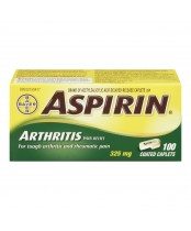 Aspirin  Regular Strength Coated Tablets