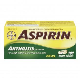 Aspirin  Regular Strength Coated Tablets