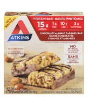 Atkins Chocolaty Almond Caramel Protein Bar