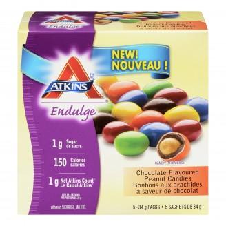 Atkins Endulge Chocolate Flavoured Peanut Candies