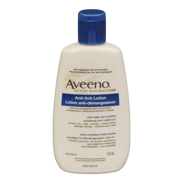Buy Aveeno Active Naturals Anti Itch Lotion In Canada