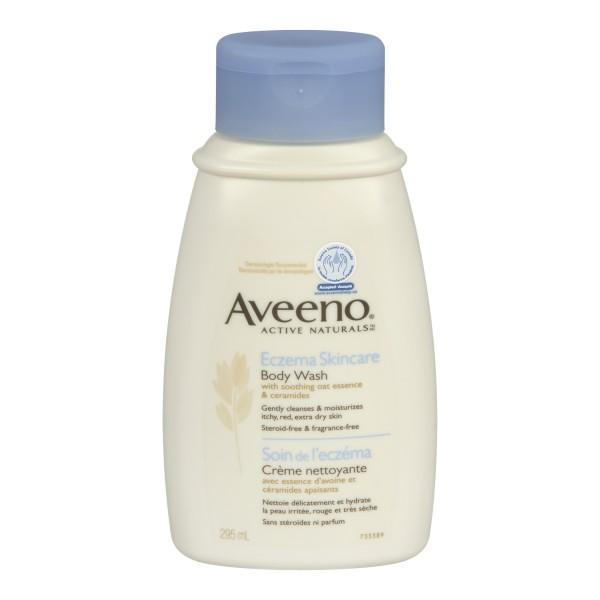 Eczema and aveeno
