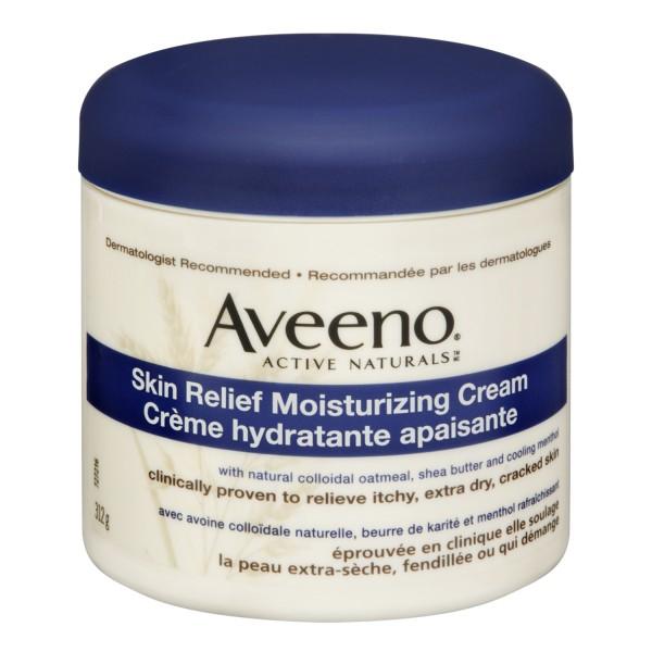 Buy Aveeno Active Naturals Skin Relief Moisturizing Cream