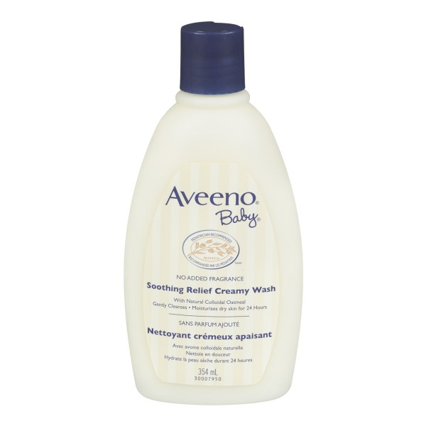 Aveeno Baby Products Natural Ingredients