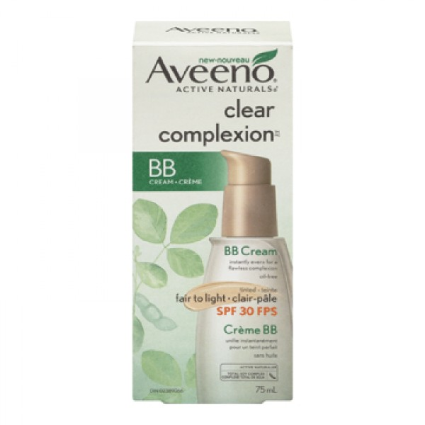 buy aveeno clear complexion bb cream in canada free. Black Bedroom Furniture Sets. Home Design Ideas