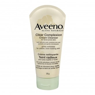 Aveeno face wash ingredients