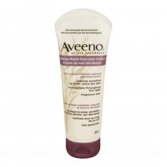 Aveeno Intense Relief Overnight Cream