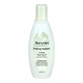 Aveeno Positively Radiant Toner
