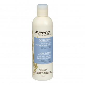 Aveeno Skin Relief Shower and Bath Oil