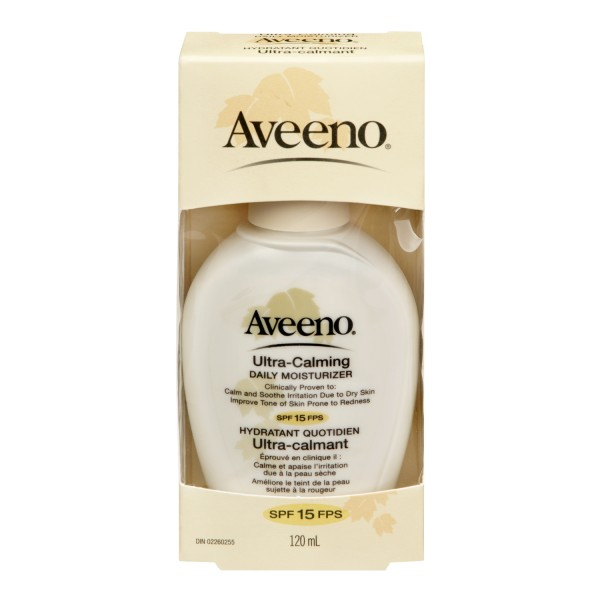 is aveeno daily moisturizer oil free
