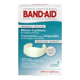 Band-Aid Advanced Healing Blister Cushions for Fingers and Toes