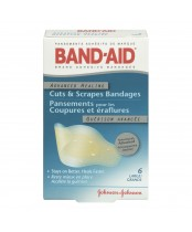 Band-Aid Advanced Healing Cuts & Scrapes